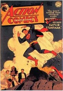Action Comics Issue 120