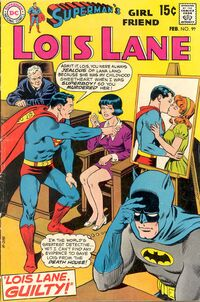 Supermans Girlfriend Lois Lane 099