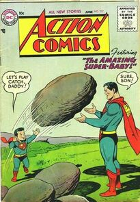 Action Comics Issue 217
