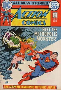 Action Comics Issue 415