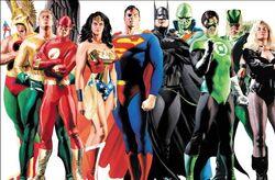 Justice League Portrait