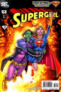 Supergirl 2005 52