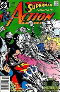Action Comics Issue 648