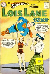 Supermans Girlfriend Lois Lane 012
