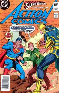 Action Comics Issue 538