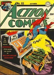 Action Comics Issue 65