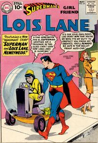 Supermans Girlfriend Lois Lane 025
