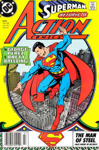 Action Comics Issue 643