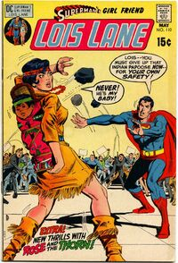 Supermans Girlfriend Lois Lane 110