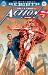 Action Comics 966 variant
