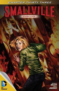 Smallville S11 113 digital Cover