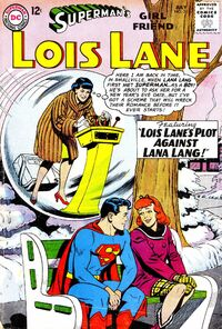 Supermans Girlfriend Lois Lane 050