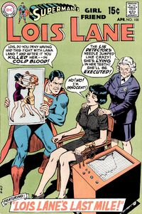 Supermans Girlfriend Lois Lane 100