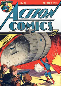Action Comics Issue 17