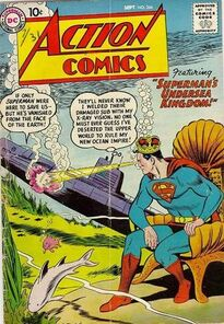 Action Comics Issue 244