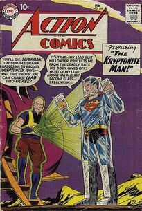 Action Comics Issue 249
