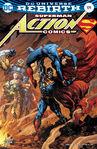 Action Comics 979 variant