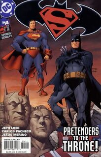 Superman Batman 14