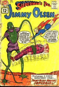 Supermans Pal Jimmy Olsen 057