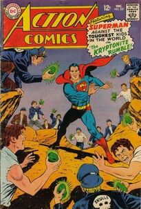 Action Comics Issue 357