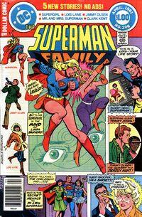 Superman Family 206