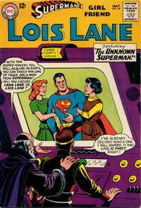 Supermans Girlfriend Lois Lane 049