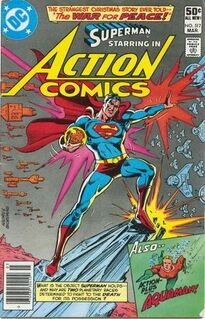 Action Comics Issue 517