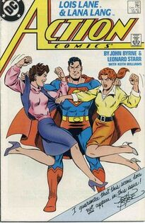 Action Comics Issue 597