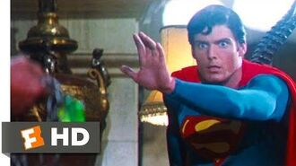 Superman (1978) - Kryptonite Necklace Scene (6 10) Movieclips
