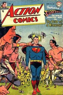 Action Comics Issue 200