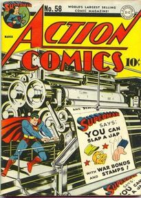 Action Comics Issue 58