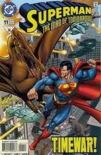 Superman Man of Tomorrow 11