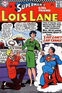 Supermans Girlfriend Lois Lane 069
