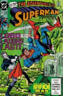 The Adventures of Superman 464