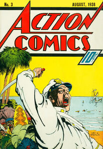 Action Comics Issue 3