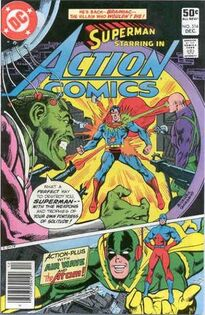 Action Comics Issue 514