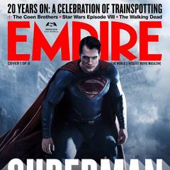 Superman revista Empire