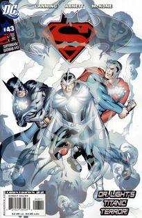 Superman Batman 43