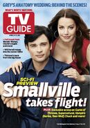 Smallville Tv Guide-finale