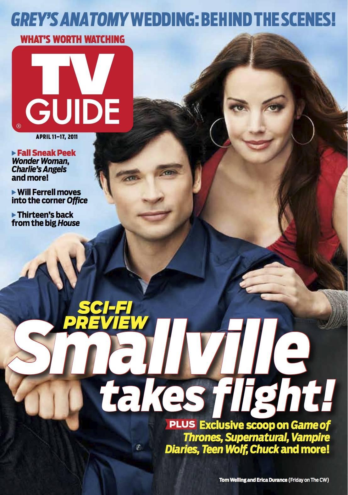 Image Smallville Tv Guide Finaleg Superman Wiki Fandom