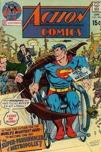 Action Comics Issue 396