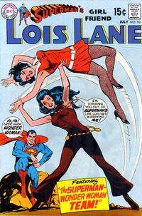 Supermans Girlfriend Lois Lane 093