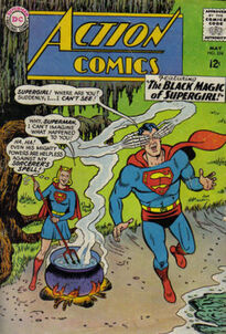 Action Comics Issue 324