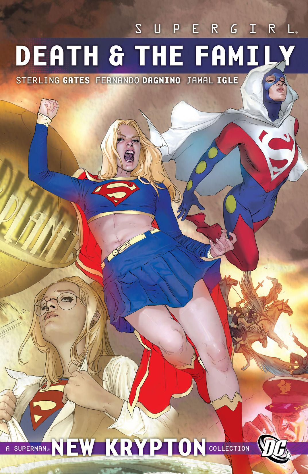 Supergirl Comic Book Superman Wiki Fandom Powered By Wikia