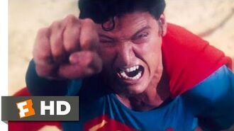 Superman (1978) - Turning Back Time Scene (10 10) Movieclips