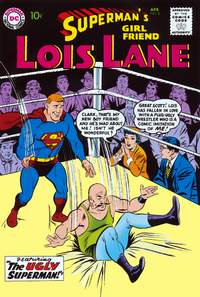 Supermans Girlfriend Lois Lane 008