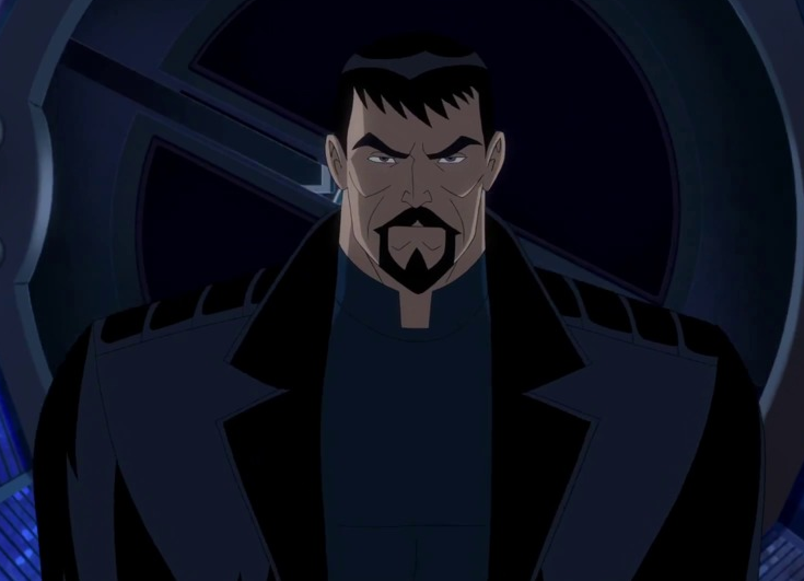 Superman Justice League: Gods and Monsters