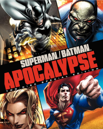 Superman/Batman: Apocalypse | Wiki Superman | Fandom