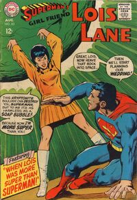 Supermans Girlfriend Lois Lane 085