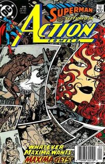 Action Comics Issue 645